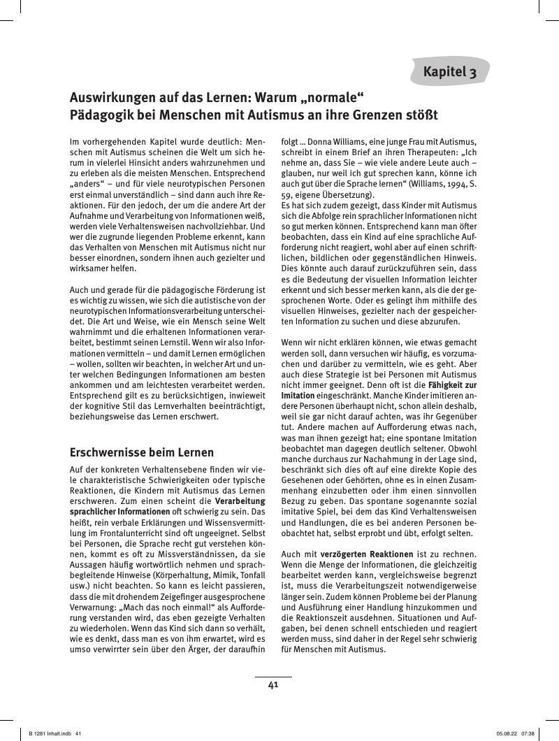 verlag-modernes-lernen   praxis ergotherapie, Praxisbücher